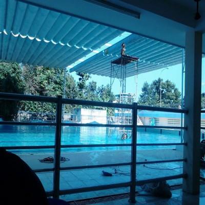 Mái xếp bể bơi MXBBPT017