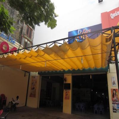 Mái xếp nhà hàng MXNHPT044